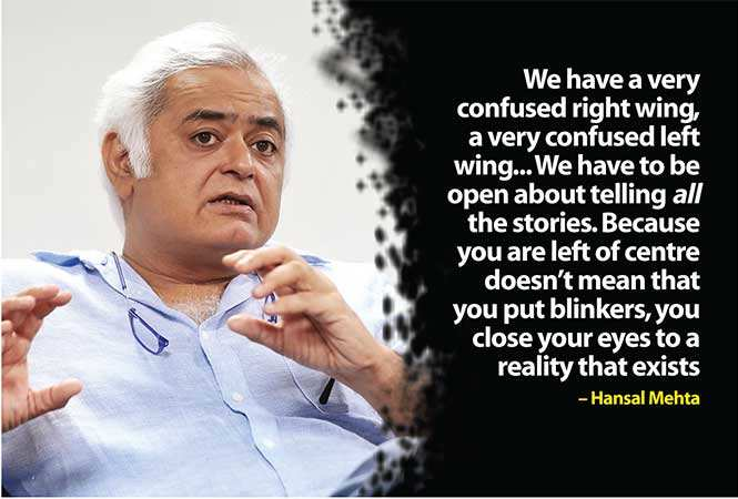 Hansal Mehta: Omertà is about the misuse of a religion of