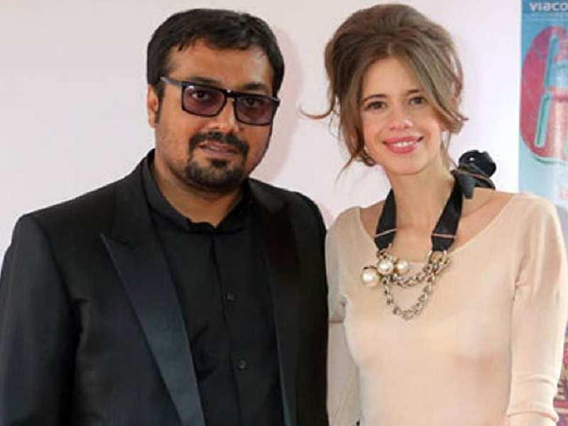 Image result for Kalki Koechlin and Anurag Kashyap