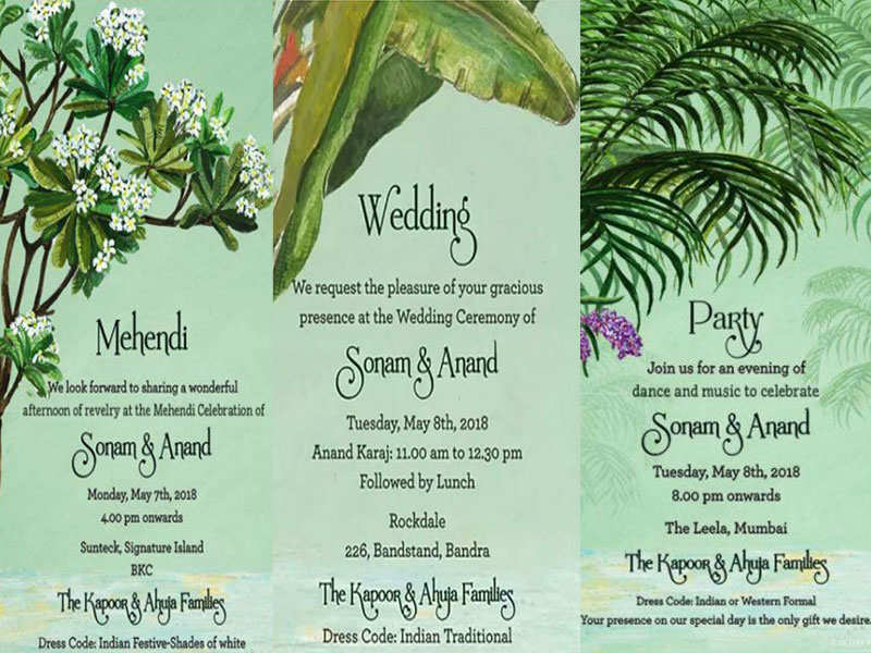 E-Invites and Tinsel Town Weddings: