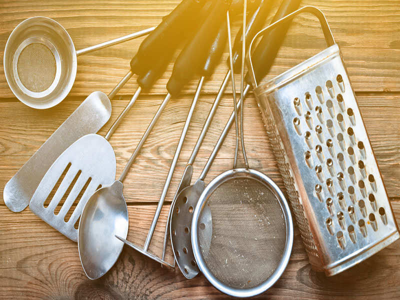 20 Common Household Utensils And Their English Names