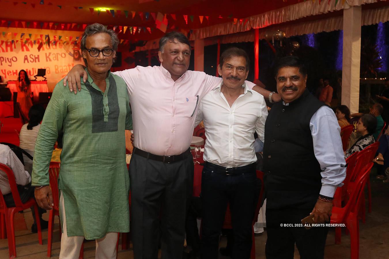 Baisakhi celebrations at Tollygunge Club