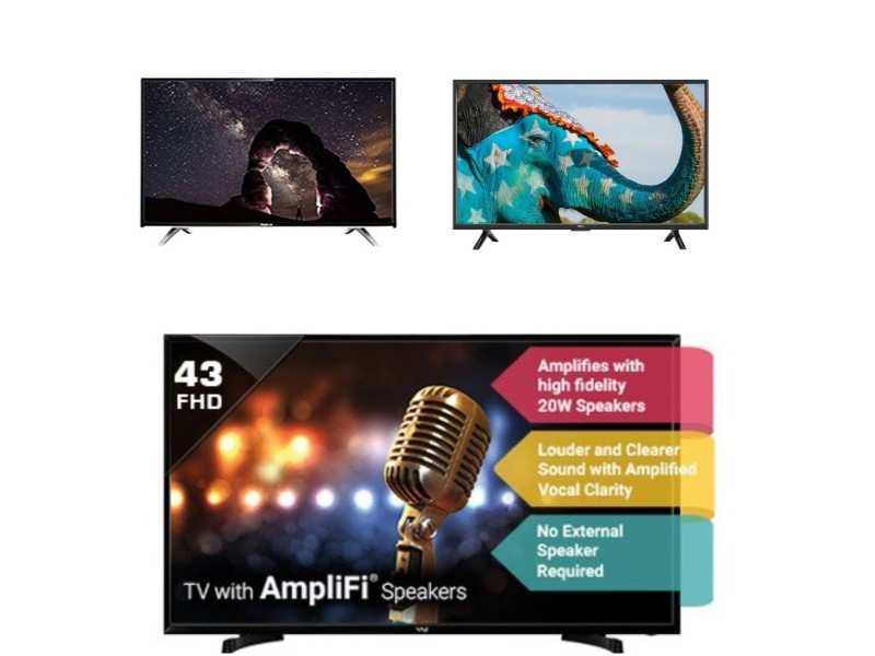 Top 7 big screen LED TVs under Rs 30,000 from Xiaomi, Panasonic, Vu and more