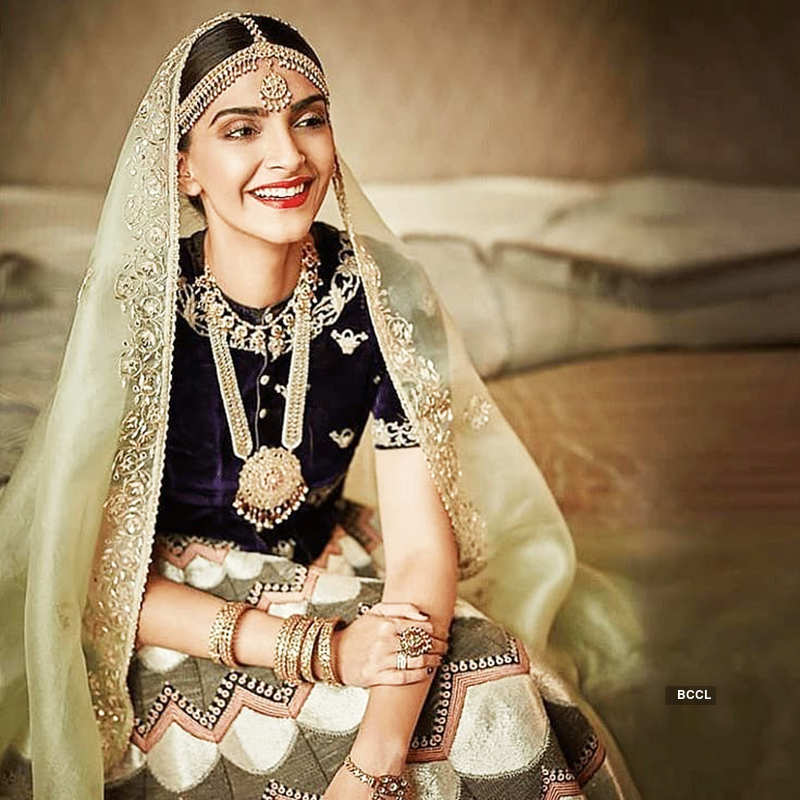 This is how Sonam Kapoor met her would-be-husband Anand Ahuja, see pictures