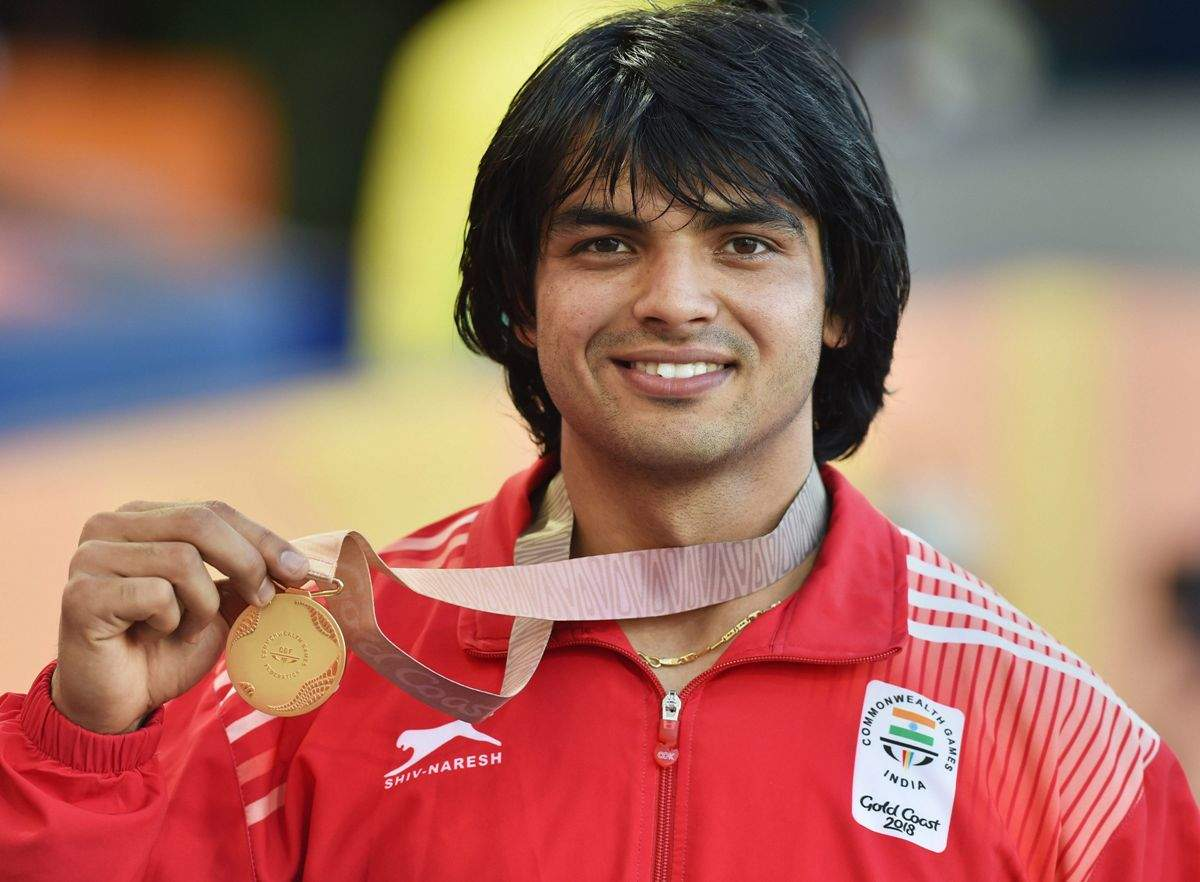 Neeraj Chopra breaks own record in Doha