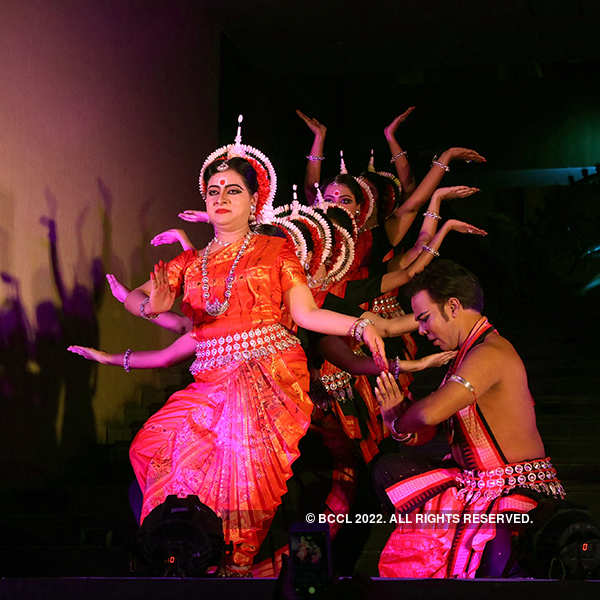 An evening of dance, drama and music