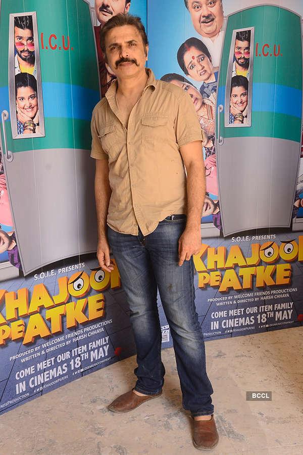 Khajoor Pe Atke: Promotions