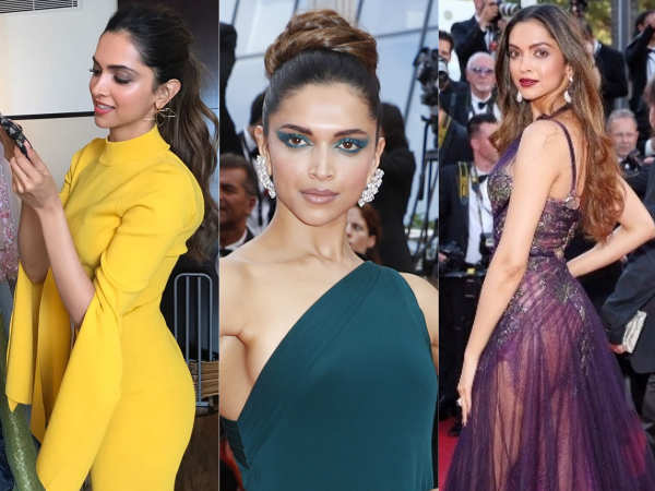 Throwback to Deepika Padukone's looks from Cannes 2017
