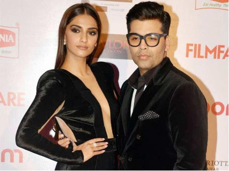 Here's what Karan Johar will gift Sonam Kapoor for her wedding