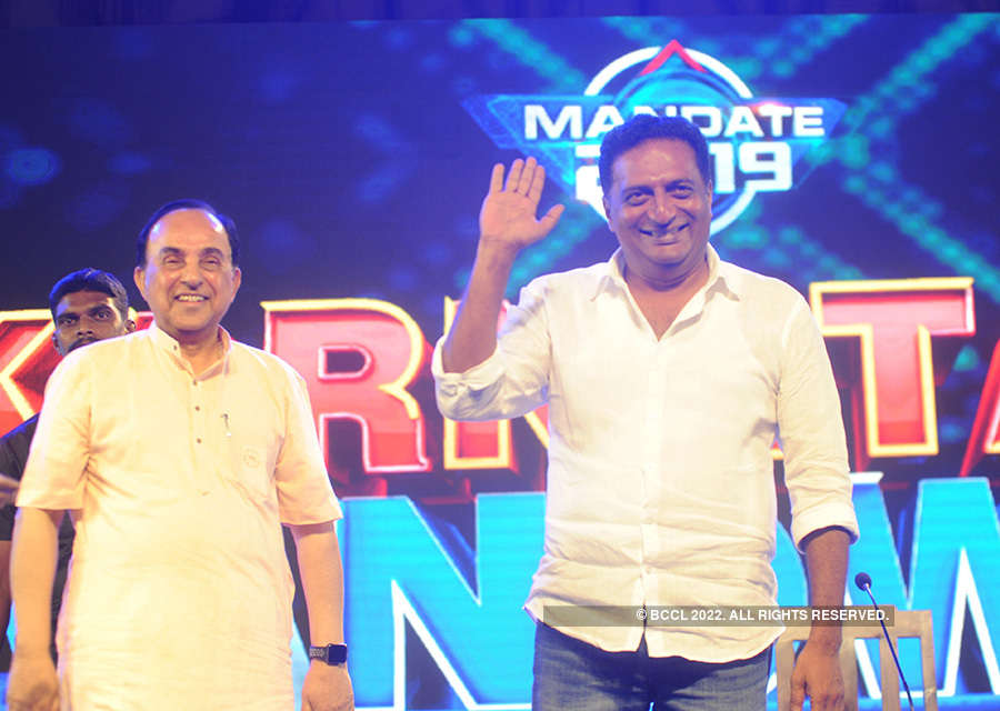 Times Now hosts conclave in Karnataka