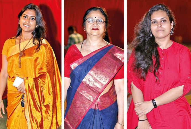 (L-R) Preeti, Saswati and Sumedha Sen   (BCCL/ Aditya Yadav)