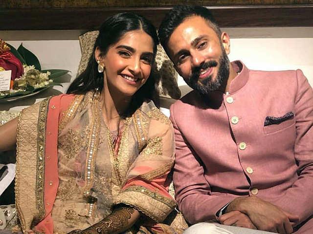 Sonam-Anand wedding: Mehendi gets a starry twist at Kapoor residence