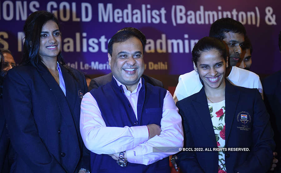 BAI felicitates CWG winners