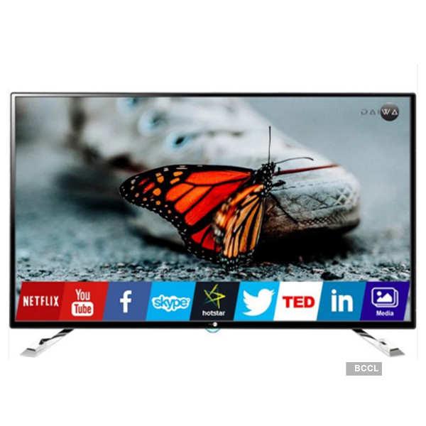 Daiwa launches 4K smartTV