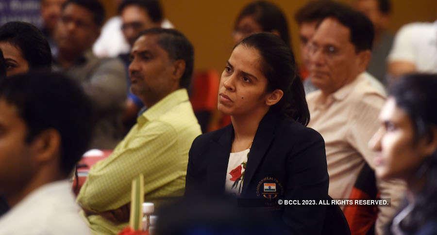 Badminton Association of India felicitates Commonwealth Games medallists
