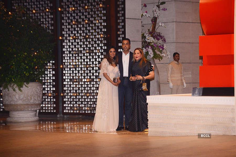 Nita Ambani rocks the dance floor at Isha Ambani's starry engagement party, see pictures