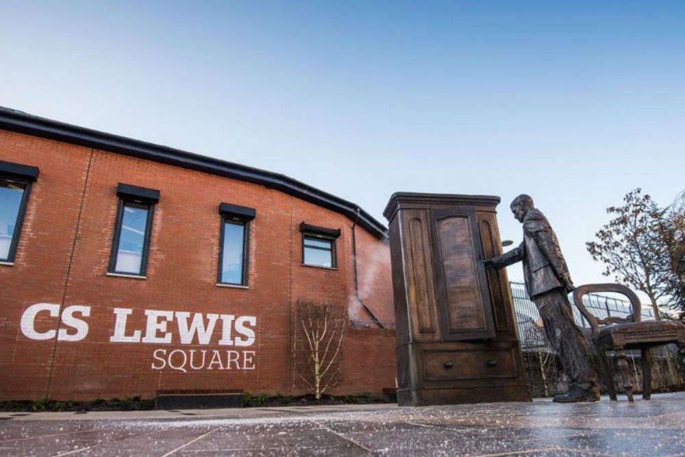 CS Lewis Square