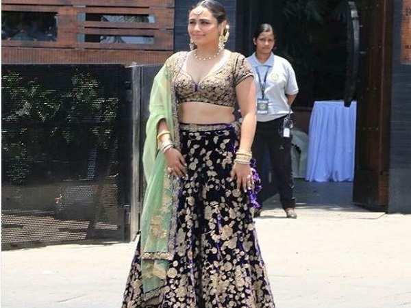 Rani Mukerji at Sonam Kapoor Marriage