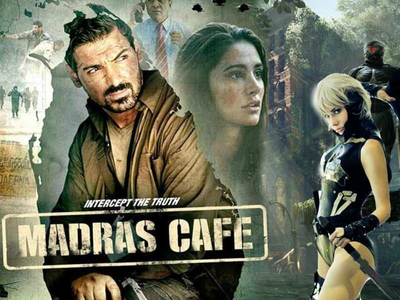 Image result for madras cafe