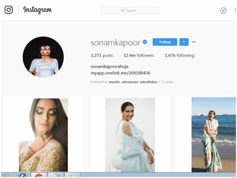 Sonam Kapoor adds &lsquo