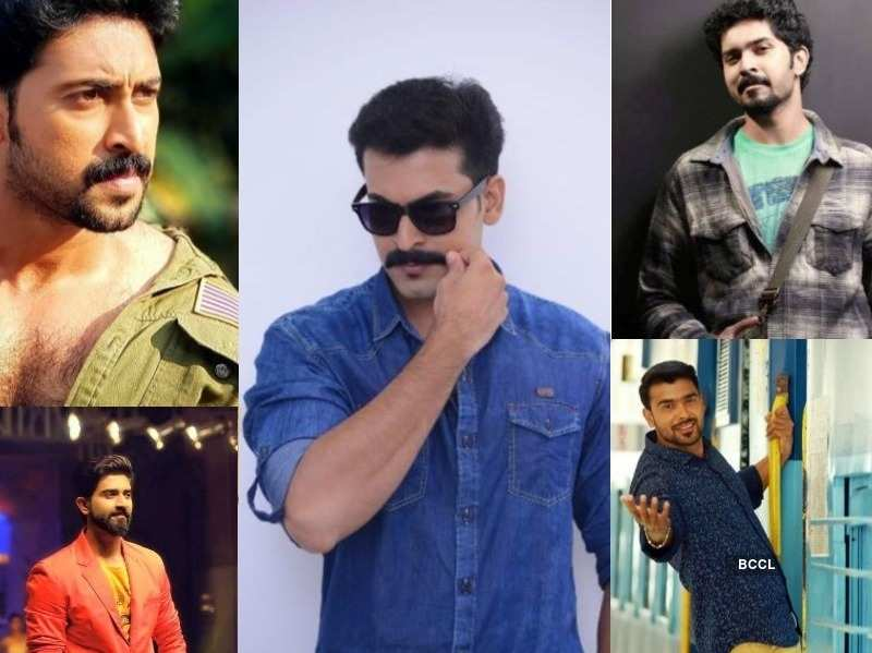 Malayalam Tvs Hottest Men Check Out The Most Desirable Actors The Times Of India