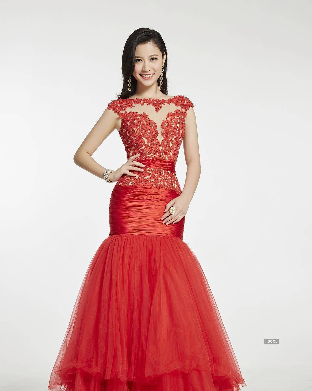 Meisu Qin crowned Miss Universe China 2018