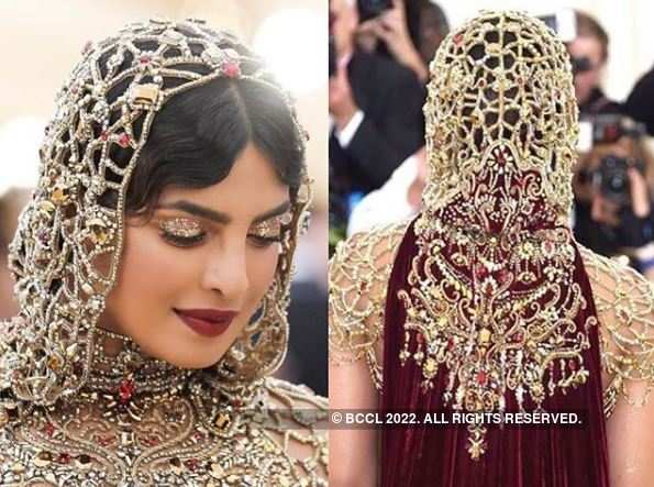 Twitter reactions on Priyanka Chopra's Met gala dress