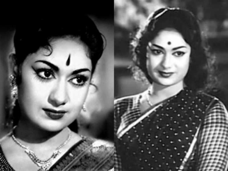 Gemini Ganesan Controversial Life Photos: Savitri: Five Films Of The Late Actress That Are A Must Watch