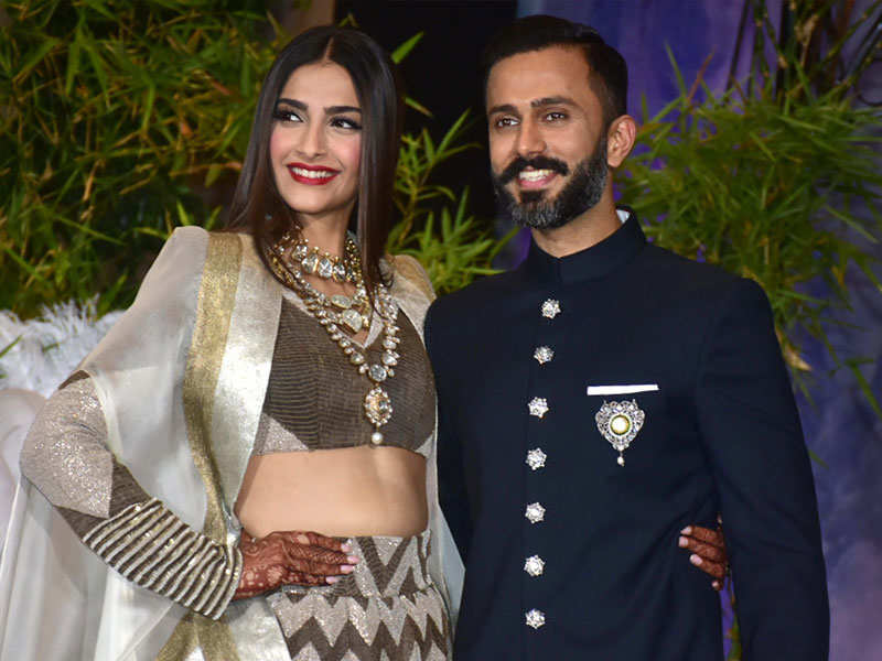 Sonam Kapoor Wedding.Sonam Kapoor And Anand Ahuja S Wedding Best Moments From