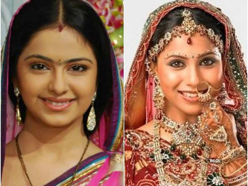 Hindi serial female actors names and photos
