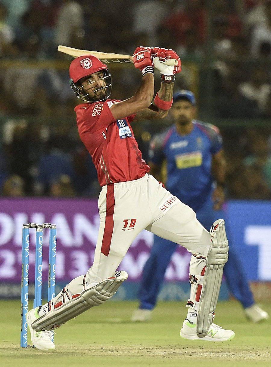Rajasthan Royals victorious over Kings XI Punjab by 15 runs