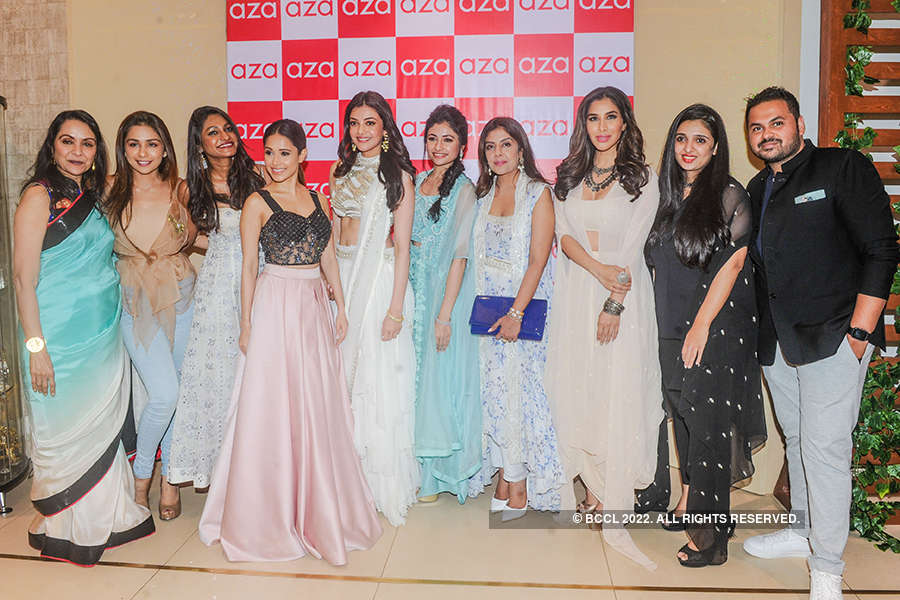 Star-studded fashion soiree