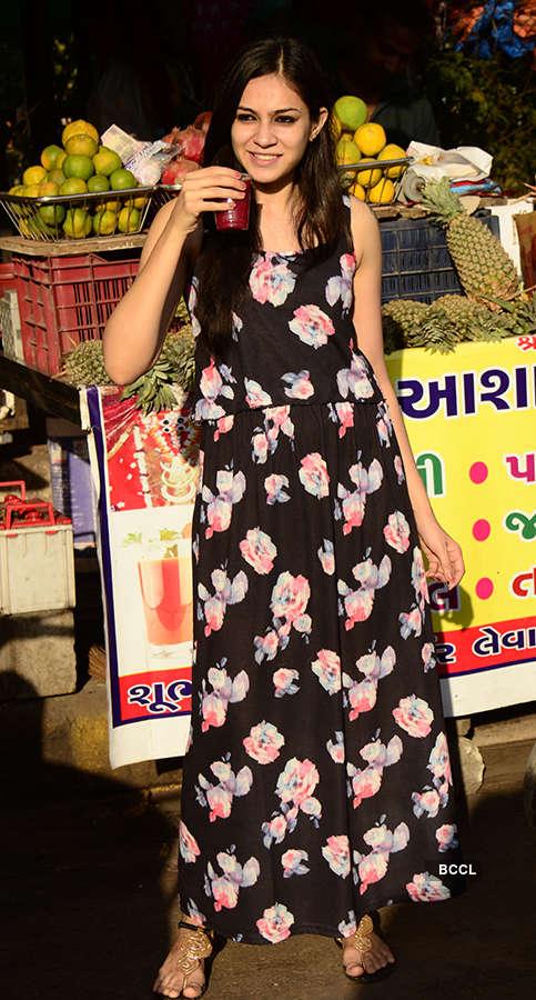Mehr Mahajan's photoshoot