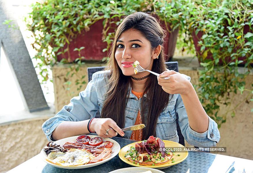 Netri Trivedi's photoshoot