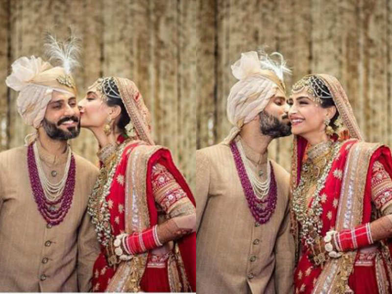 Sonam Kapoor Wedding.These Latest Pictures From Sonam Kapoor And Anand Ahuja S