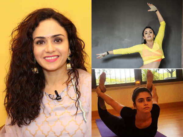 EXCLUSIVE || Amruta Khanvilkar talks about fitness, beauty and more!