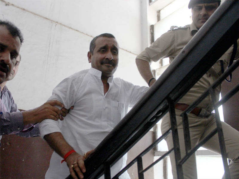 Unnao rape case: CBI confirms rape charge against Unnao MLA Kuldeep