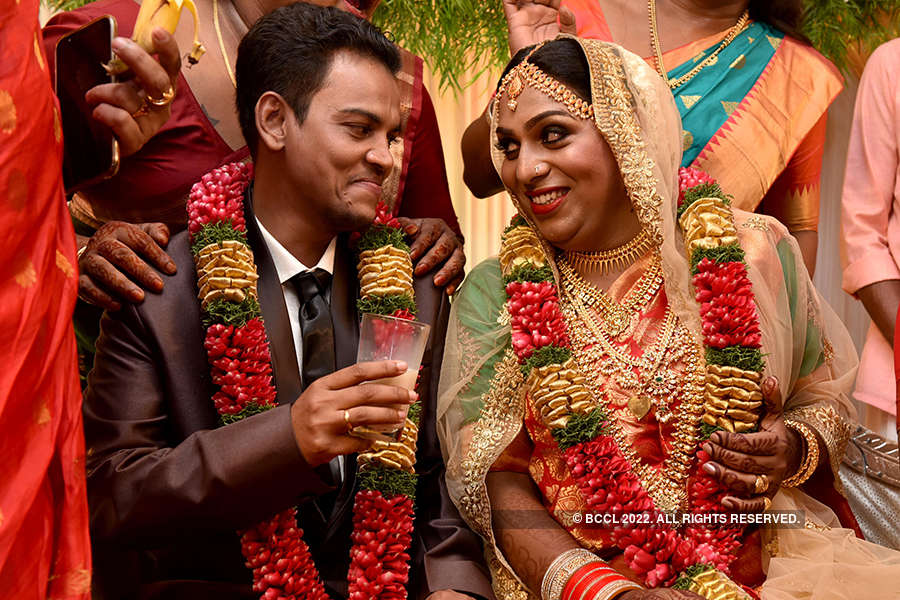 Kerala: Surya & Ishaan create history as first transsexual couple to enter wedlock