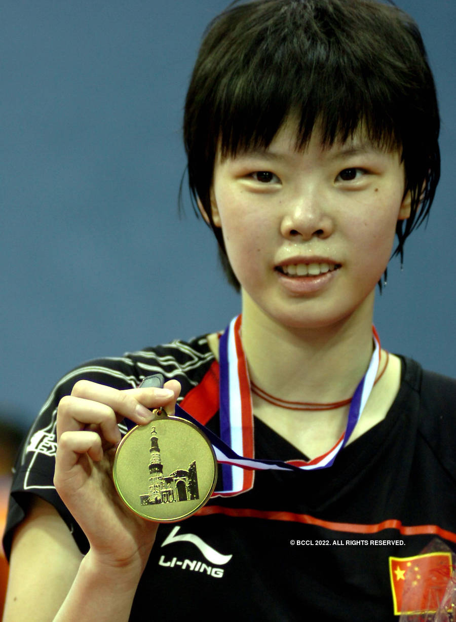 Li Xuerui return bolsters Chinese badminton