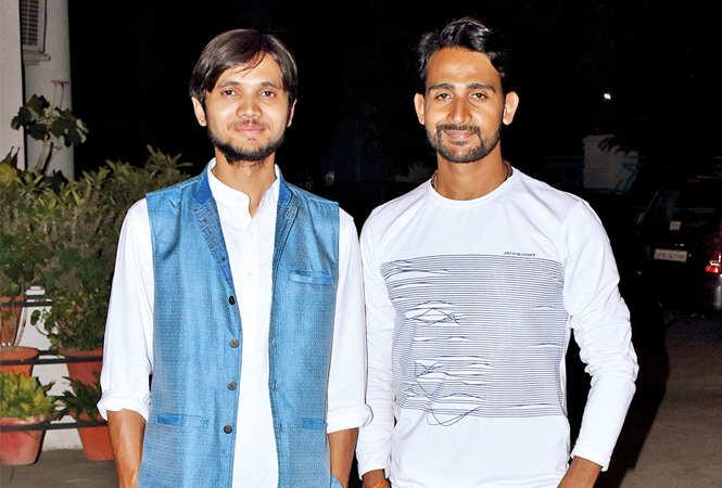 Parvindar Singh (L) and Yash Chaurasiya (BCCL/ Vishnu Jaiswal)