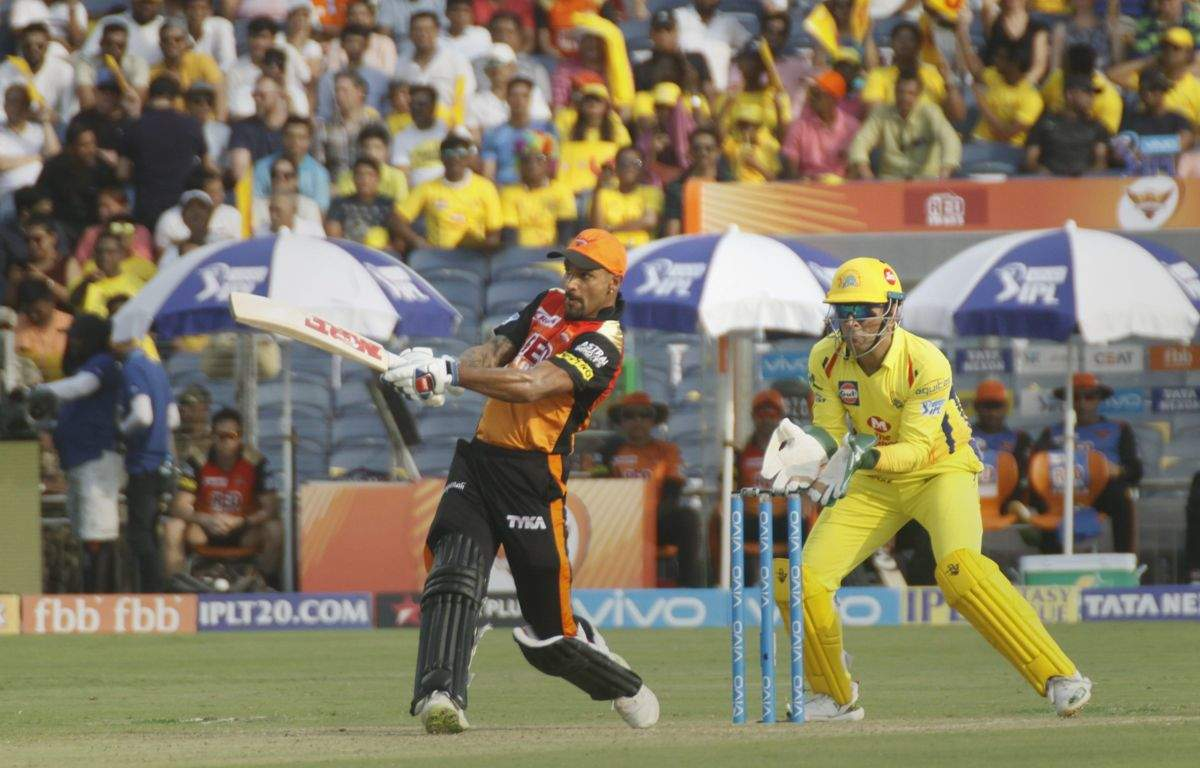 CSK gets an easy victory over SRH