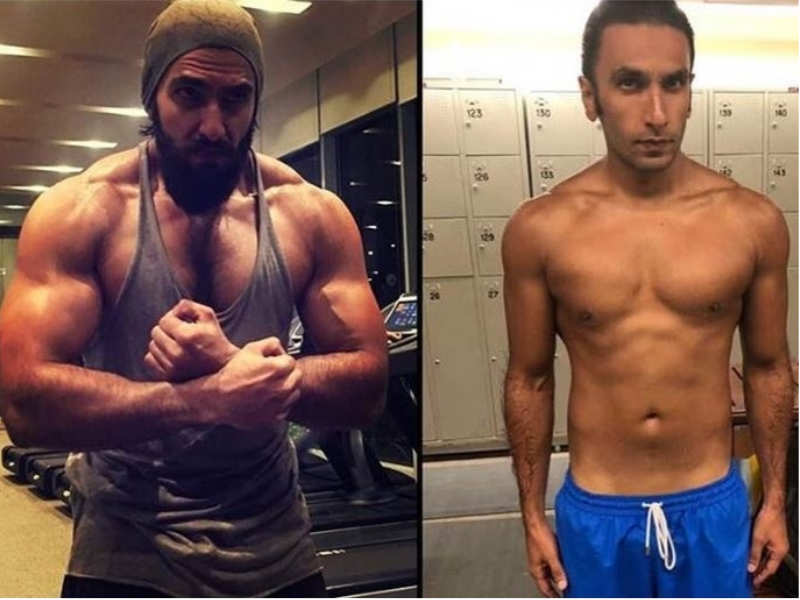 Ranveer Singh To Undergo A Massive Physical Transformation For Simmba