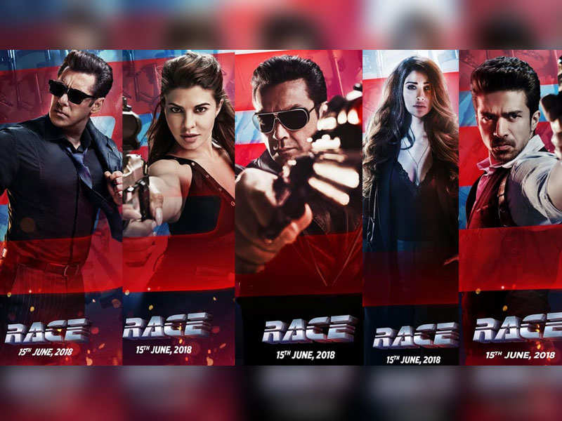 Salman Khan S Race 3 To Be Released In 3d
