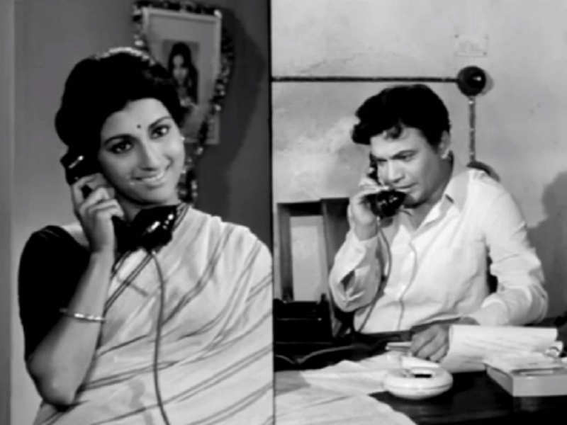 Uttam Kumar in 'Memsaheb' (1972)