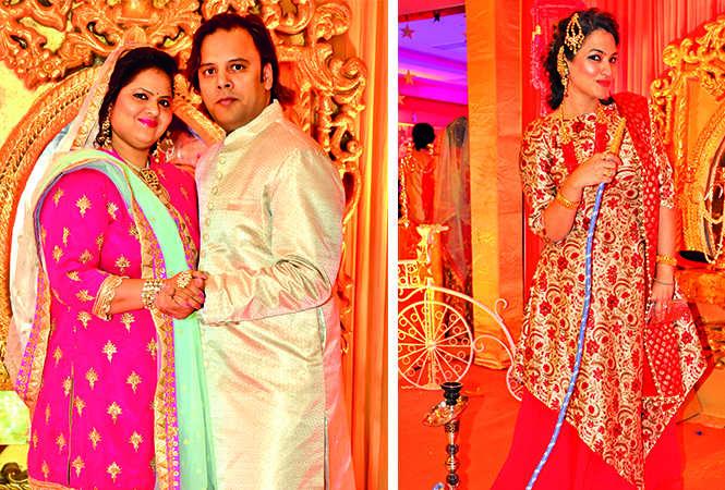 (L) Nidhi and Sandeep (R) Parul (BCCL/ AS Rathor)