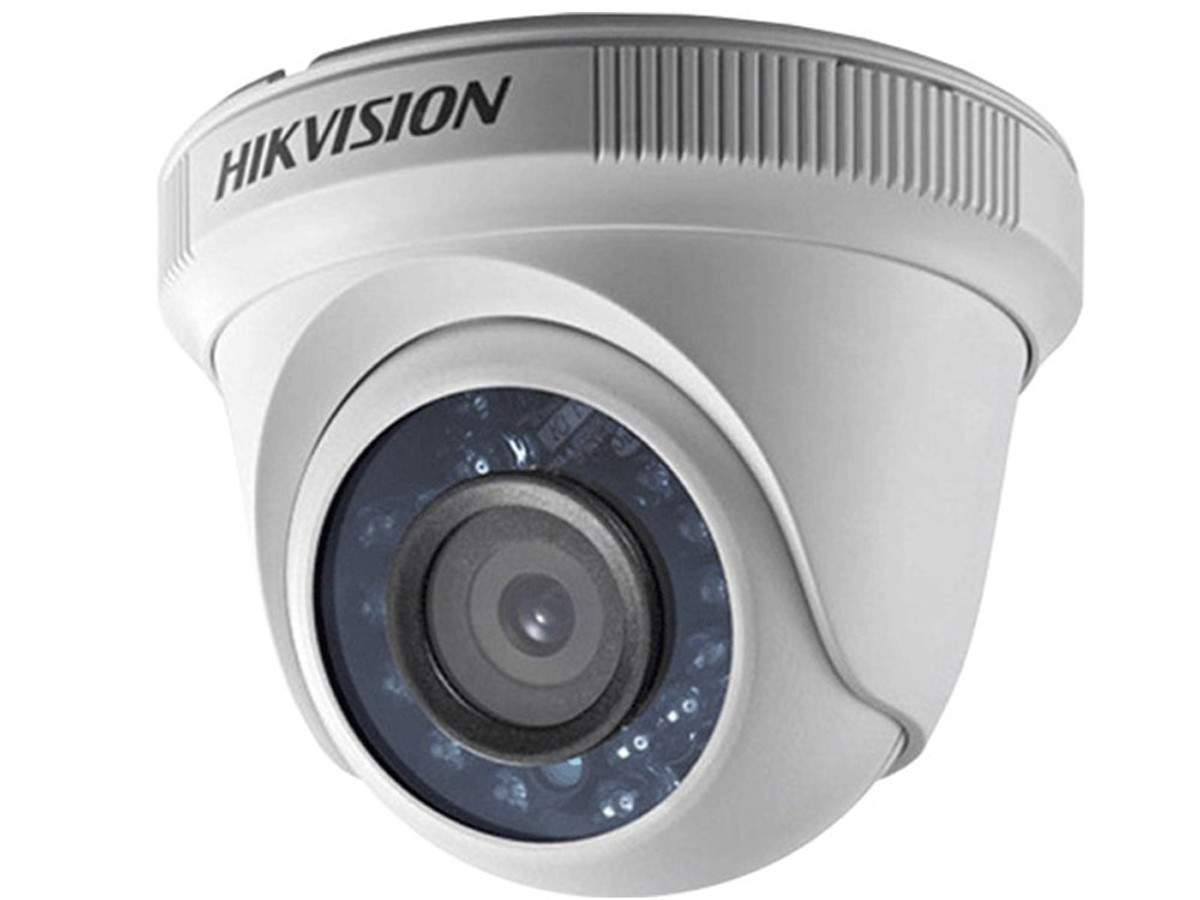 Hikvision DS-2CE56COT-IRP CCTV camera: Available for Rs 996 after a discount of 641 on Amazon