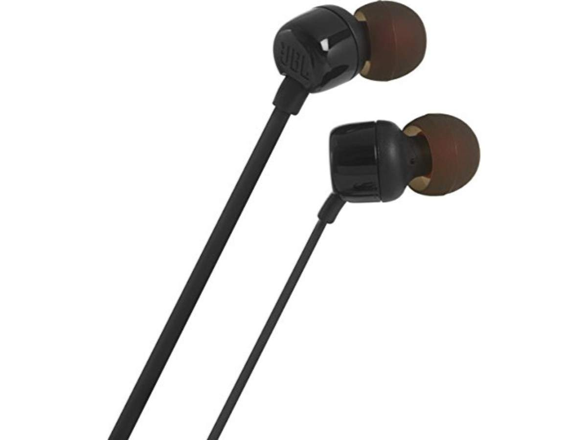 JBL T110 in-ear headphones: Available for Rs 888 after a discount of Rs 402 on Amazon