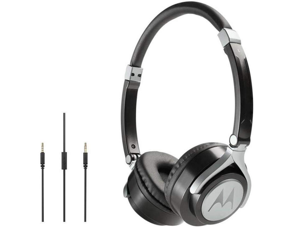 Motorola Pulse 2 headset with mic : Available for Rs 699 after a discount of 56% on Flipkart