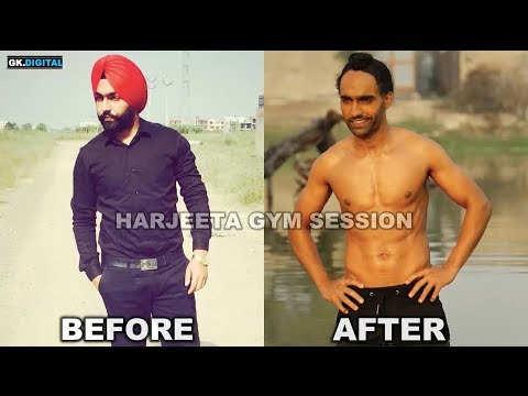 Harjeeta - Gym session