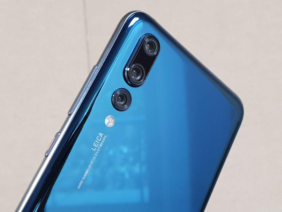 Huawei P20 Pro Review: RIP DSLRs | Gadgets Now