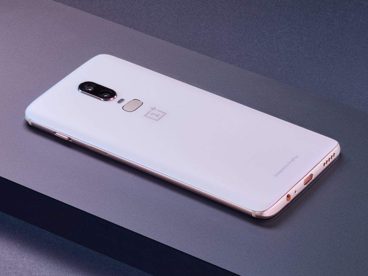 OnePlus 6 launched: Price, specifications and other features | Gadgets Now